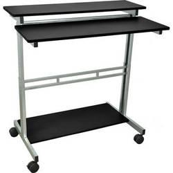 """Luxor Stand-Up Workstation (Black, 40"""")"""