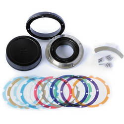Zeiss Interchangeable Mount Set EF (for CP.2 15mm T2.9, 35mm T1.5 Super Speed, 50mm T1.5 Super Speed, 50mm T2.1, 85mm T1.5 Super Speed, 85mm T 2.1)