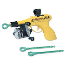Greenlee CableCaster (Yellow)
