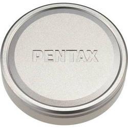 Pentax Lens Cap for HD DA 21mm f/3.2 AL Limited Lens (Silver)