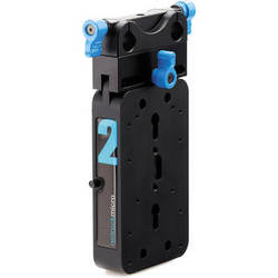 Redrock Micro microBalance QR 2 lb Vertical Starter Weight Kit (Blue)