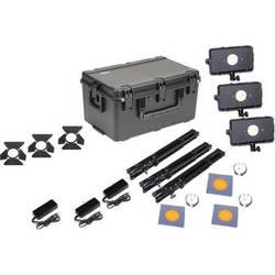 Frezzi Skylight Triple AC Anton Bauer-Mount Light Kit without Charger