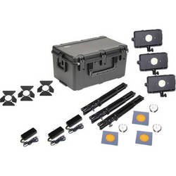 Frezzi Skylight Triple AC V-Mount Light Kit without Charger