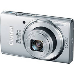 Canon PowerShot ELPH 150 IS Digital Camera (Silver)