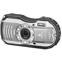 Ricoh WG-4 Digital Camera (Silver)