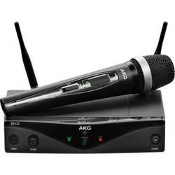 AKG WMS420 UHF Wireless Vocal Set (Band A: 530.025 to 559.00 MHz)