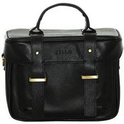 Jill-E Designs Juliette Leather Camera Bag (Black)