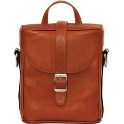 Jill-E Designs JACK Hudson Leather Camera Bag (Tan)