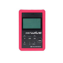 Williams Sound CCS 044 Silicone Case for DLT 100 & 100 2.0 (Red)