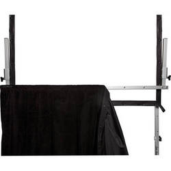 Da-Lite Adjustable Skirt Bar for the Heavy Duty Fast-Fold Deluxe Projection Screen (9 x 25')