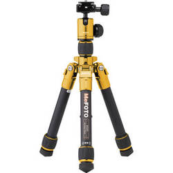 MeFOTO DayTrip Tripod Kit (Yellow)