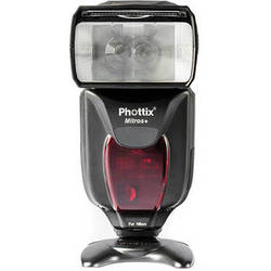 Phottix Mitros+ TTL Transceiver Flash for Nikon Cameras