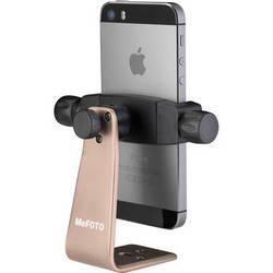 MeFOTO SideKick360 Smartphone Tripod Adapter (Gold)