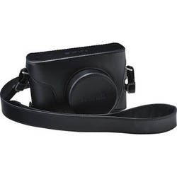 Fujifilm Leather Case for the X100/ X100S Cameras (Black)