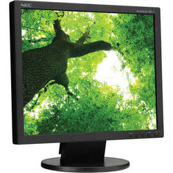 "NEC AS172-BK 17"" LED Backlit LCD Monitor"