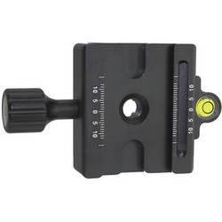 Desmond DBA-2 60mm Arca & Manfrotto Compatible Clamp