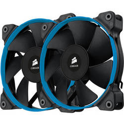 Corsair Air Series SP120 PWM High Performance Edition High Static Pressure 120 mm Fan (Twin-Pack)