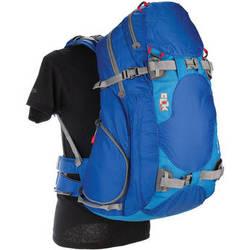 Clik Elite Contrejour 35 Camera & Tablet Backpack (Blue)