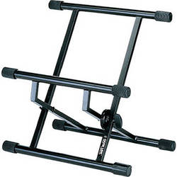 QuikLok BS317 Double-Brace Low Profile Amp Stand