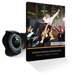 MOSHE ZUSMAN PHOTOGRAPHY DVD: Perfect Venue Lighting