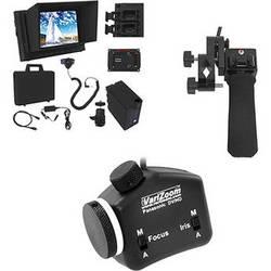 "VariZoom Pistol Grip Zoom, Focus, and Iris with 7"" Monitor Kit for Panasonic"