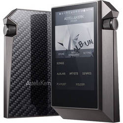 Astell&Kern AK240 Portable Hi-Fi Audio System (Silver Finish)