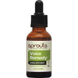 Sprouts Voice Remedy (2 oz)
