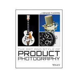 Wiley Publications Book: The Art and Style of Product Photography