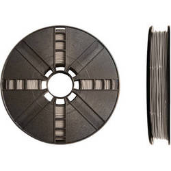 MakerBot 1.75mm PLA Filament (Large Spool, 2 lb, Cool Gray)