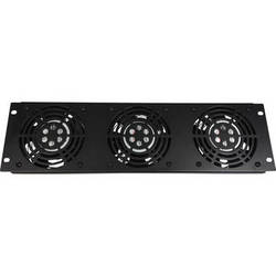 """Video Mount Products Three Fan Kit for 19"""" Rack"""