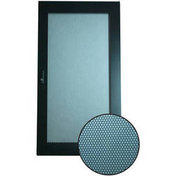 Video Mount Products Perforated Steel Door (42-Space)
