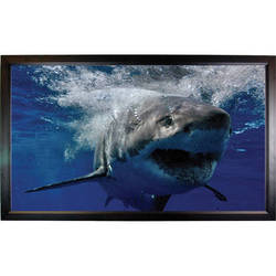 "Mustang SC-F106CW169 Fixed Frame Projection Screen (92 x 52"")"