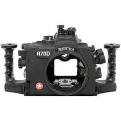 Aquatica A70D Underwater Housing for Canon EOS 70D (Optical and Nikonos Strobe Connectors)
