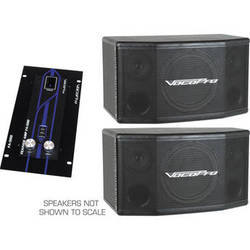VocoPro EVENTMAN Basic Speaker Package