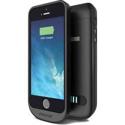 PhoneSuit Elite Battery Case for iPhone 5/5s/SE (Metallic Black)
