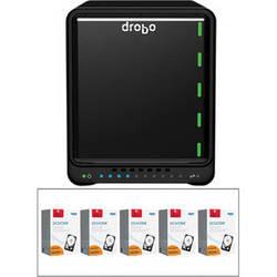 Drobo 20TB (5x4TB) Drobo 5D Kit