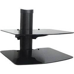 Mustang MV-WS2 Dual-Component Wall Shelf (Charcoal-Black)