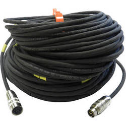 Aquabotix Cat 5e Cable Extension for HydroView Remote-Controlled Underwater Vehicles (75', Black)