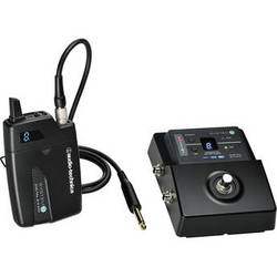 Audio-Technica System 10 Stompbox Digital Wireless System for Guitarists