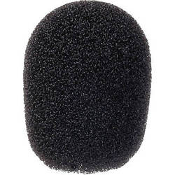"Auray WLF-014-3 Foam Windscreens for 1/4"" Diameter Microphones (3 Pack)"