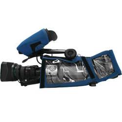 Porta Brace Camera Body Armor for JVC GY-HM850 Camcorder (Blue)