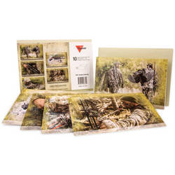 Trijicon Hunting Themed Greeting Cards (10-Pack)