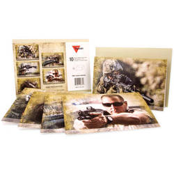 Trijicon Tactical Themed Greeting Cards (10-Pack)