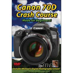 Michael the Maven DVD: Canon 70D Crash Course