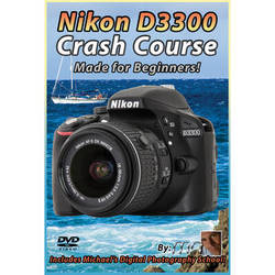 Michael the Maven DVD: Nikon D3300 Crash Course