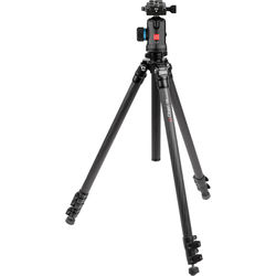 Oben CC-2381 Carbon Fiber Tripod with BA-126 Ball Head Kit