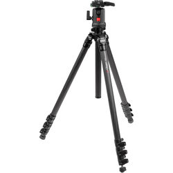 Oben CC-2481 Carbon Fiber Tripod and BA-126 Ball Head Kit