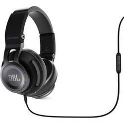 JBL Synchros S500 Over-Ear Headphones (Onyx)