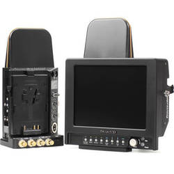 Transvideo CineMonitorHD8 SBL Field Monitor with TitanHD Tx (V-Mount)