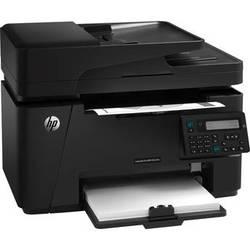 HP LaserJet Pro M127fn Monochrome All-in-One Laser Printer
